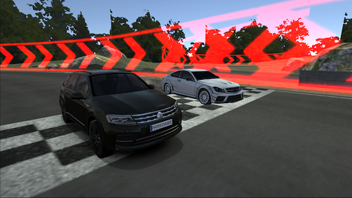 Tiguan Driving&Parking&Racing Simulator 2021 screenshot 2