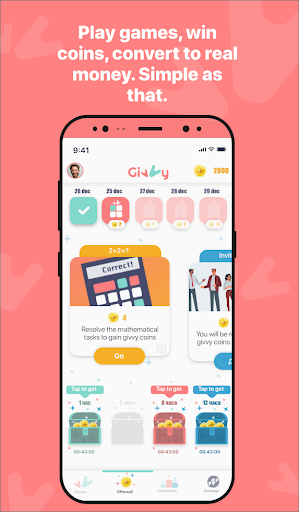 Earn money for Free with Givvy! screenshot 6