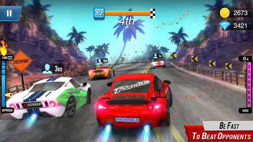 Racing Games Madness screenshot 8