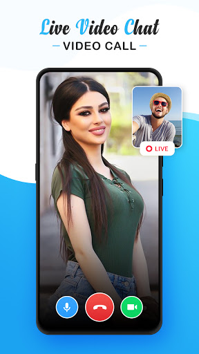 Live Video Chat & Video Call screenshot 1