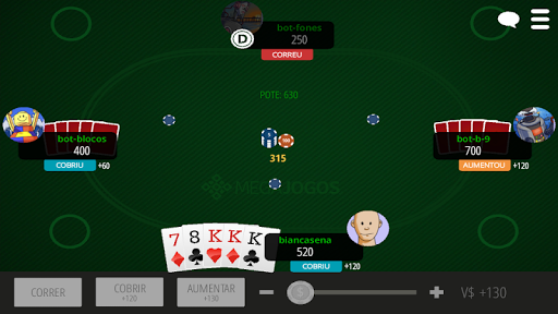 Poker 5 Card Draw - 5CD screenshot 3
