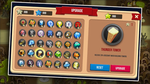 Tower Defense Reloaded screenshot 6