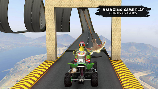 ATV Quad Bike Simulator 2021 screenshot 5