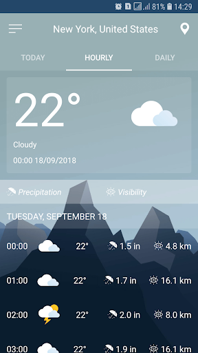 Weather Forecast screenshot 18