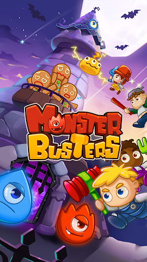 MonsterBusters: Match 3 Puzzle screenshot 15