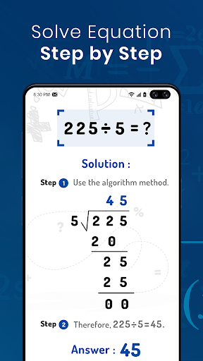 Math Scanner By Photo screenshot 6