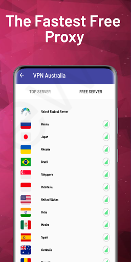 VPN Australia - get free Australia IP ‏⭐🇦🇺‏ screenshot 5