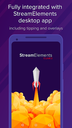 StreamElements: Twitch & YouTube IRL Live Stream screenshot 2
