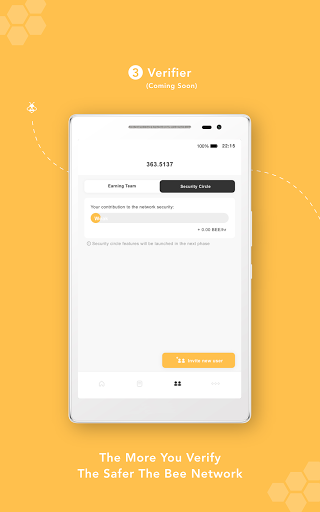 Bee Network:Phone-based Digital Currency screenshot 10
