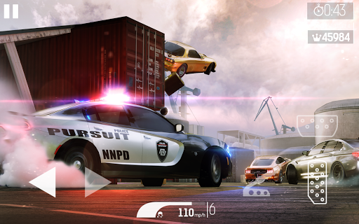 Nitro Nation Drag & Drift screenshot 1