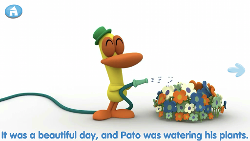 Pocoyo meets Nina screenshot 2