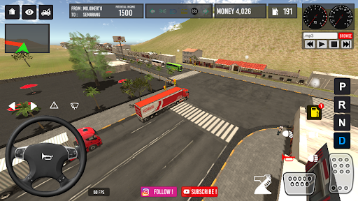 IDBS Truck Trailer screenshot 1