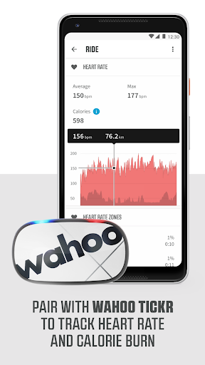 Wahoo Fitness screenshot 2