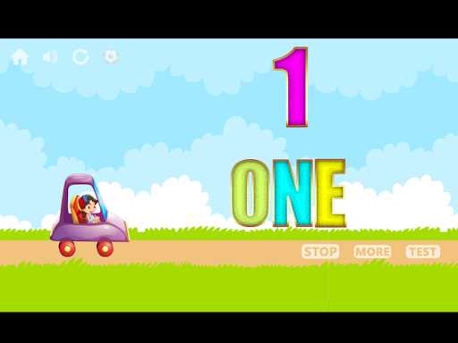 1 to 100 number counting game screenshot 21