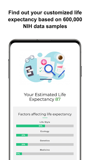 Longevity Calculator screenshot 13