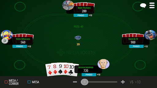 Poker 5 Card Draw - 5CD screenshot 1