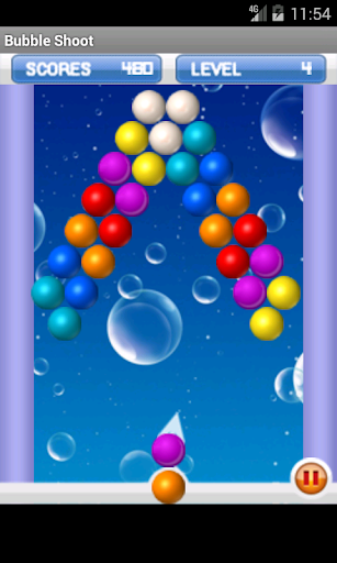 Bubble Shoot screenshot 3