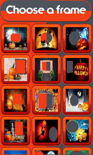 Halloween Photo Frames screenshot 2