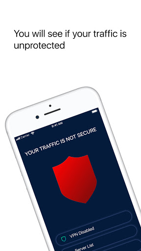 Protect and Secure Private VPN screenshot 2