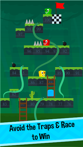 🐍 Snakes and Ladders Board Games 🎲 screenshot 11
