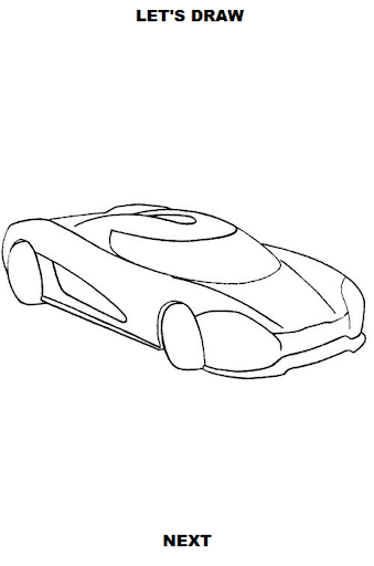 How to Draw Cars screenshot 4