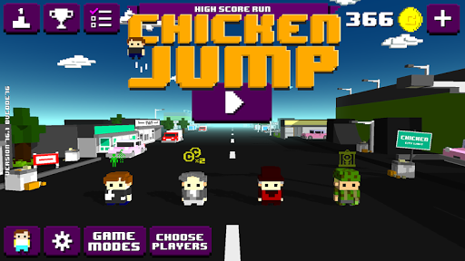 Chicken Jump screenshot 1