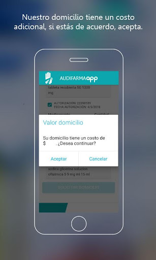 Audifarma screenshot 7