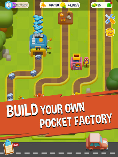 Pocket Factory screenshot 5