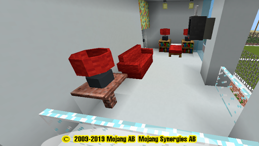 Furniture for Minecraft 屏幕截图 9