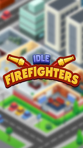Idle Firefighter Tycoon - Fire Emergency Manager screenshot 1