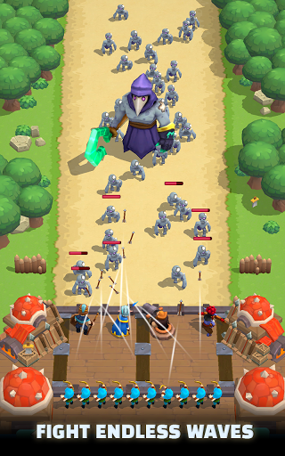 Wild Castle TD screenshot 4