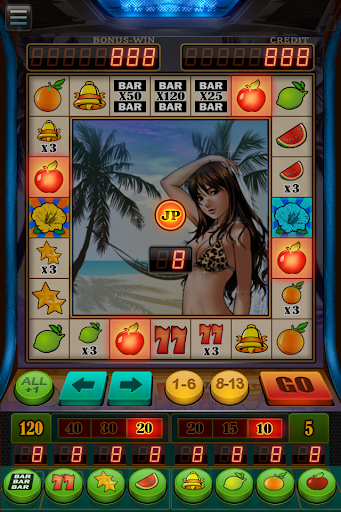 Mari Slots by Higo screenshot 2