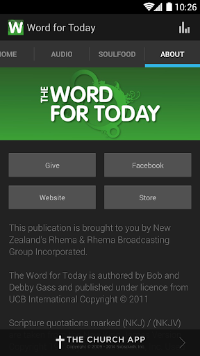 The Word For Today screenshot 4