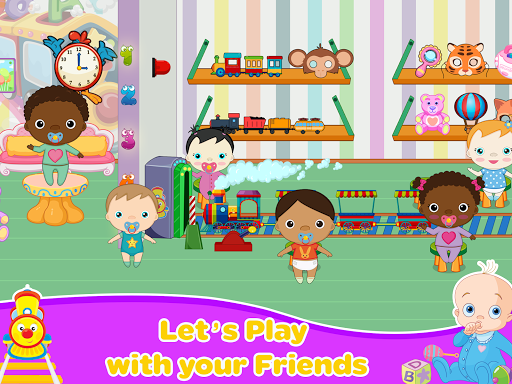 Toon Town: Daycare screenshot 2