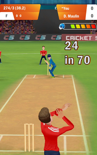 Cricket Star screenshot 12