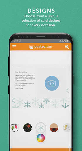 Postagram: Send Custom Photo Postcards screenshot 2