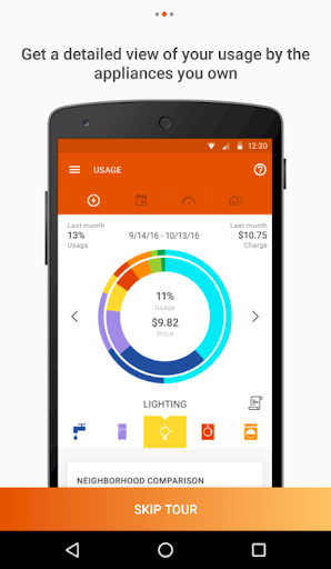 Direct Energy Account Manager screenshot 1