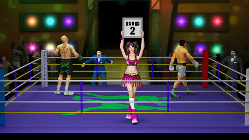 Kickboxing Fighting Games screenshot 3