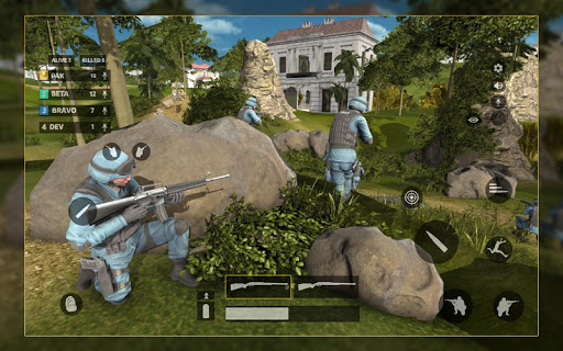 Pacific Jungle Assault Arena screenshot 13