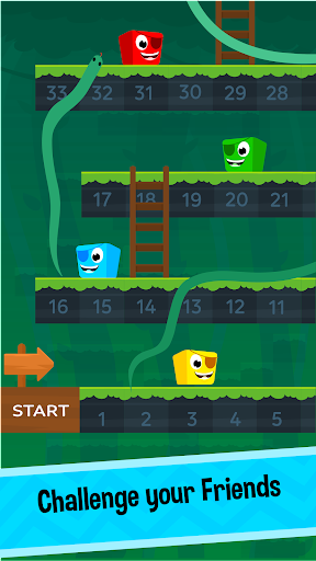 🐍 Snakes and Ladders Board Games 🎲 screenshot 20