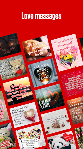 Inspirational quotes, birthday cards and wishes screenshot 4