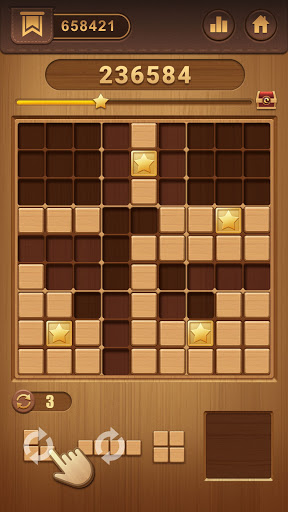 Wood Block Sudoku Game -Classic Free Brain Puzzle screenshot 14