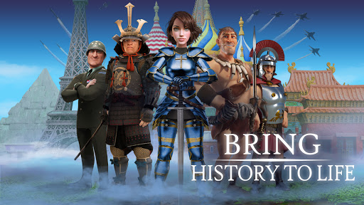 DomiNations Asia 屏幕截图 8
