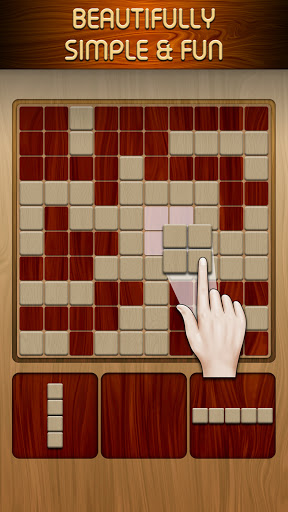 Woody Block Puzzle ® screenshot 5
