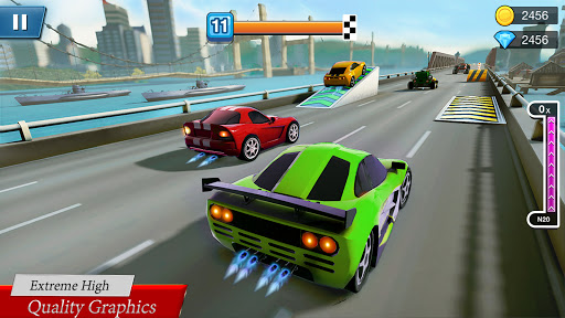 Racing Games Madness screenshot 2