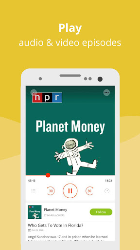 Podcast App & Podcast Player - Podbean screenshot 4