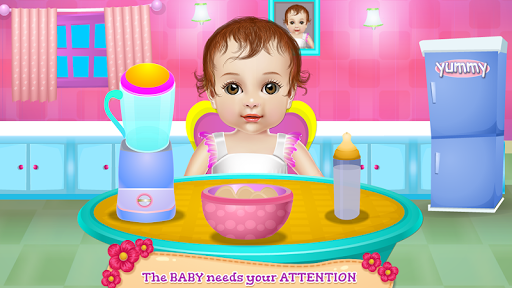 Baby Care and Spa screenshot 1