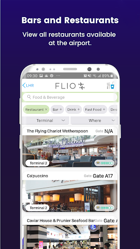 FLIO - Your personal travel assistant screenshot 5