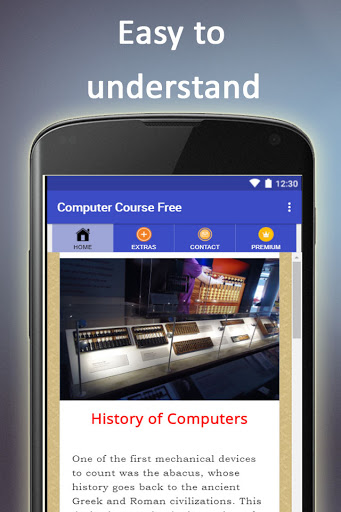 Computer Basic Course Free 屏幕截图 4