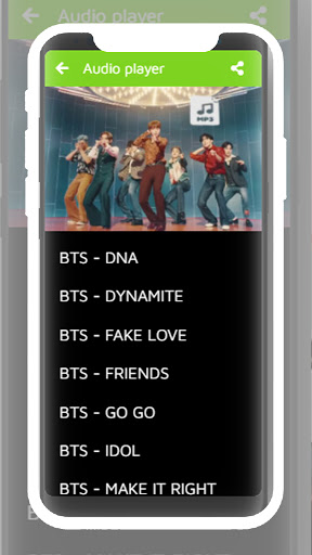 Lagu BTS Life Goes On Mp3 Offline Terlengkap screenshot 5